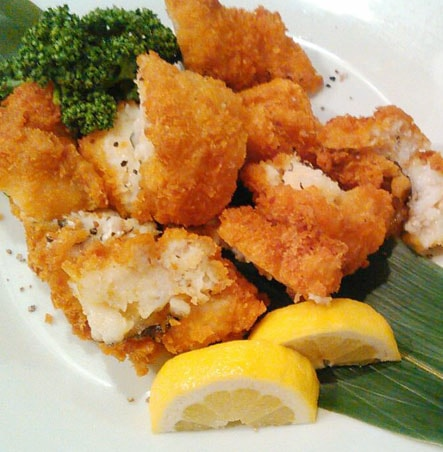 海鮮・魚料理専門店「魚小屋よしき」の料理イメージ「揚げ物」