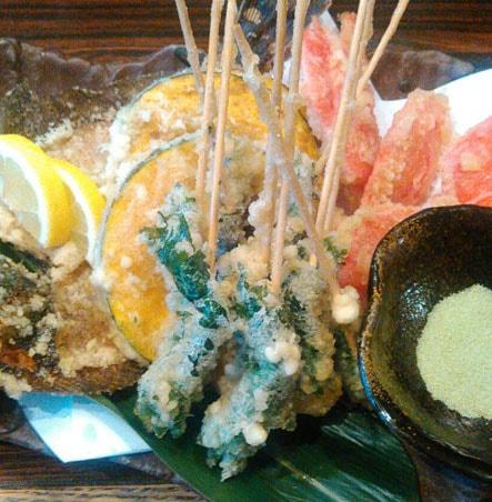 海鮮・魚料理専門店「魚小屋よしき」の料理イメージ「天ぷら2」